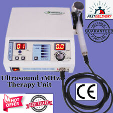 New Ultrasound 1mhz Therapy Machine Physiotherapy Ultrasonic Electrotherapy Unit