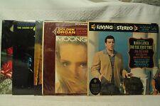 LOT 5 33 LP Records The Sound de bottes Christmas Grand Bands FOUR FRESHMEN