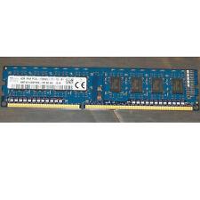 1x 4GB PC Speicher Memory SK Hynix 1Rx8 PC3L-12800U Ram 240Pin 1,35V DDR3 1600