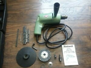 ROCKWELL #73 HAND DRILL