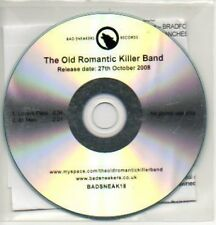 (61L) The Old Romantic Killer Band, Lovers Pass - DJ CD