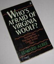 who's Afraid of Virginia Woolf - Edward Albee