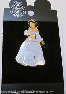 Disney Sparkle Princesses Jasmine Pin
