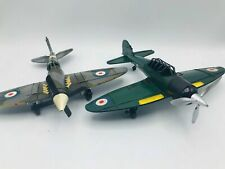 Medium Retro Iron Aircraft  Vintage Airplane Model Metal  WW2