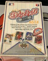 """1991 Upper Deck Wax Pack from Factory Sealed Box Jordan SP 1 """"Find The Nolan"""""""
