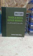 1966-1967 MOTORS TRUCK AND DIESEL REPAIR MANUAL