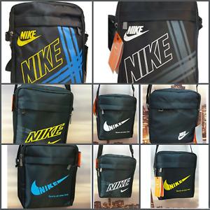Brand New Nike Men's Cross body Messenger Shoulder Bag Handbag N2