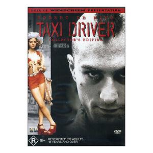 Taxi Driver DVD Brand New Sealed Region 4 Aust. - Robert De Niro - Free Post