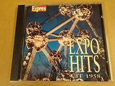 CD TV EXPRES / EXPO HITS UIT 1958