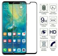 2X For Huawei Mate 20 Pro 3D Full Cover Tempered Glass Screen Protector