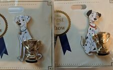 Disney - D23 Expo Wdi - Best In Show - Pongo and Perdita Pins - Le300