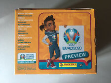 Panini UEFA Euro 2020 Preview-528 STICKERS VERSION -BOX 60 PACKS