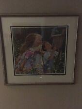 """Lee Kromschroeder """"Peeping Toms"""" framed personalized signed Print"""