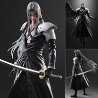 Final Fantasy 7 VII Sephiroth Action Figure Model  PVC Statue Toys 27 cm Decor