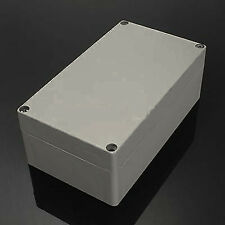 158X90x60mm Waterproof Cover Plastic Electronics Project Box Enclosure DIY Case