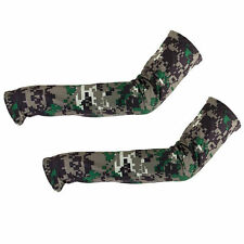Camouflage Arm Sleeves Sun UV Protection Cover Cycling Over sleeves Top Selling