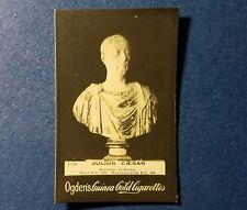 1902 Ogden's Guinea Gold Julius Caesar