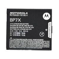 MOTOROLA OEM BP7X EXTENDED BATTERY FOR DROID 2 A955 XPRT MB612 CLIQ MB200 PRO