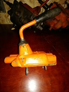 Economy Power King Tractor T-92 rear transmission shifter.