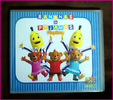 BANANAS IN PYJAMAS - KIDS CD Playtime - Childrens ABC Music Songs - New Sealed