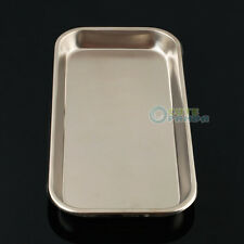 1 PCS Useful Dental Stainless Steel Medical Tray Lab Instrument High Quality Hot