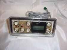 NEW Balboa Spa Topside Panel Icon 31, E8 SS WITHOUT OVERLAY