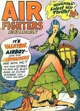 Golden Age Airboy and Air Fighter Comics on DVD