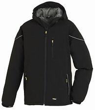 teXXor Vail Winter-softshell-jacke mit Reflexstreifen Farbe schwarz 4138 XXL