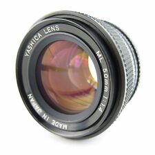 Für Contax / Yashica ML 50mm 1:1.4 Objektiv lens