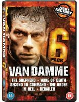 Jean-Claude Van Damme Box Set [DVD][Region 2]