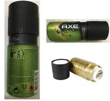AXE BODY Spray Can Diversion Safe Home Security Secret Deodorant Compartment NEW
