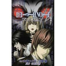 DEATH NOTE/A ANIMATION official analytics illustration art book