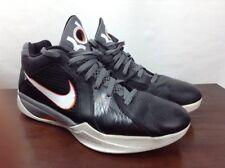 used Nike zoom KD 3 men's size 11.5 Black/white