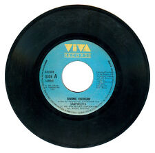 Philippines SAMPAGUITA Sinong Kaibigan OPM 45 rpm Record
