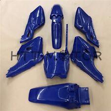 7 PCs Blue Plastic Fairing Body Cover Kits For Baja Dirt Runner 125