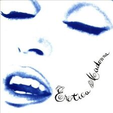 Madonna - Erotica [Edited]  (CD, Oct-1992, Maverick) 945154-2