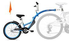 WeeRide Pro Pilot Aluminium Tagalong Trailer Tandem Add a Bike Bicycle 2nd 8