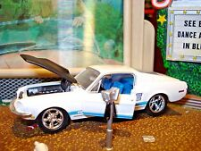 1967 FORD MUSTANG GT FASTBACK COUPE LIMITED EDITION MUSCLE 1/64 M2 427