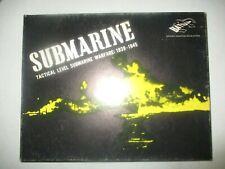 Submarine Tactical level Submarine warfare 1939-1945 Battleline 1976 VG
