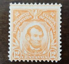 Philippines stamp #266 American Occupation mint ligthly hinged original gum