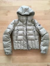 Bogner Fire and Ice Womens Ski Jacket Size 4 Beige