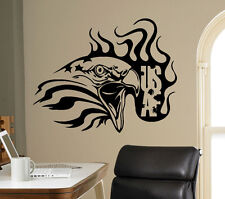 Army Wall Vinyl Decal Military Emblem Vinyl Sticker Armed Forces Home Interior 5