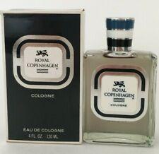Vintage Royal Copenhagen Cologne Men 4fl.oz Cologne/ EDC Splash.ORIGINAL VERSION