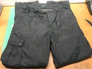 BMW Basic Gore-Tex Riding pants Size 44L, removable knee pads 34 x 34 ?