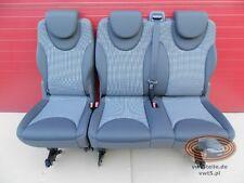 Peugeot Expert Fiat Scudo Jumpy 2. und 3. Sitzreihe Klappsitz + 2er Sitzbank