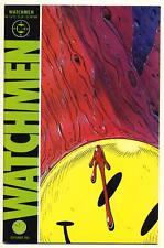 Watchmen #1 F/Vf, 1st Print, Alan Moore, Dave Gibbons, Dc Comics 1986