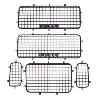 Neu Metallfenster Mesh Schutznetz für 1/10 RC Crawler Car Traxxas Trx-4 TRX4