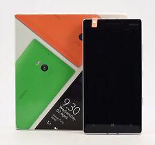 USED- Nokia Lumia 930 Orange (FACTORY UNLOCKED) 5' Full HD , 32GB , 20MP
