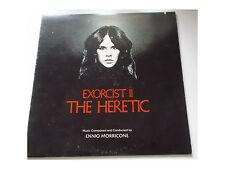 Ennio Morricone -  Exorcist II The Heretic - LP