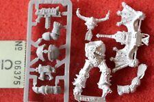 Games Workshop Warhammer 40k Chaos Space Marines Night Lords Raptor Metal Figure